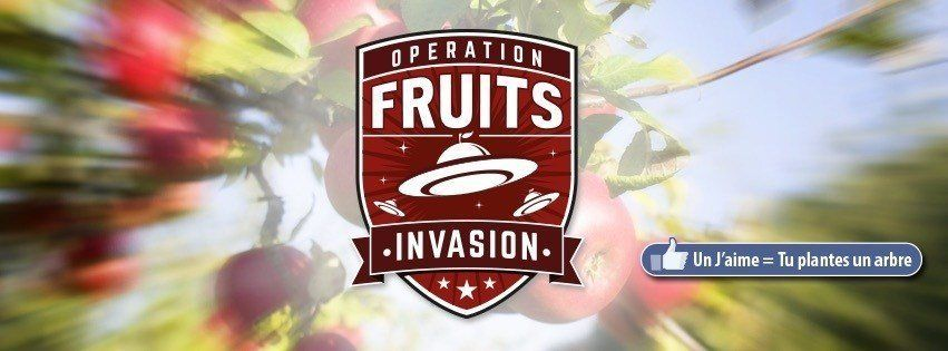 Logo Fruits Invasion